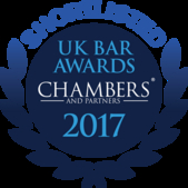2017 Chambers UK Bar Awards - Shortlist announced